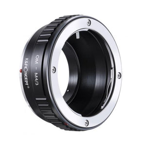 K&F Olympus OM to Micro Four/Thirds Lens Adapter