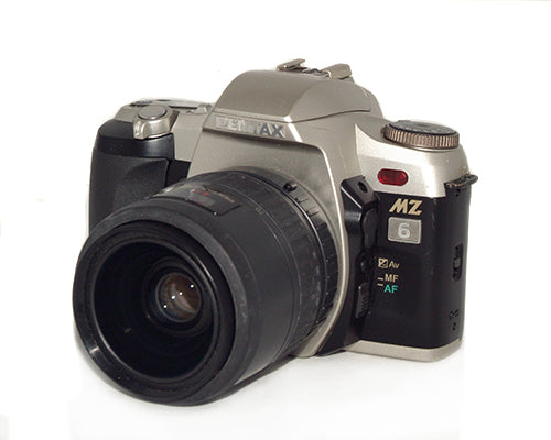 Pentax MZ6 with 28-70mm Lens