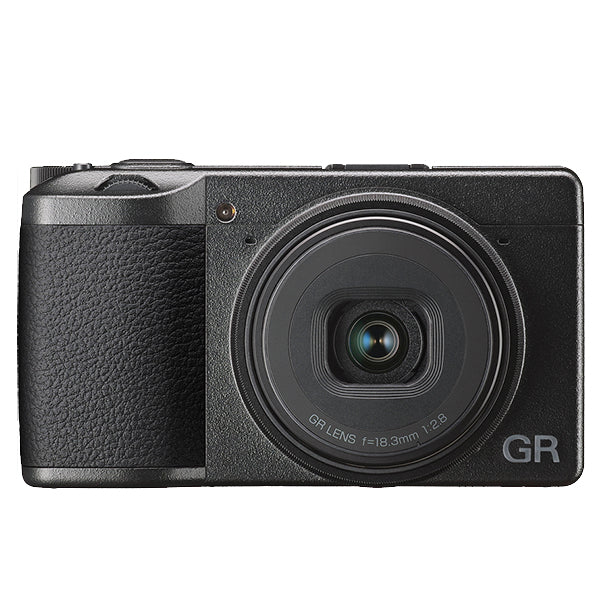 Ricoh GR III Compact Digital Camera