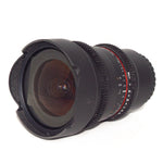 Samyang 10mm T3.1 ED AS NCS CS Lens