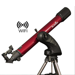 Star Discovery 90i WI-FI GO-TO Refractor Telescope