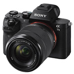Sony Alpha 7II with 28-70mm lens