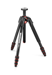 Manfrotto 19 Go Aluminum 4-section Tripod