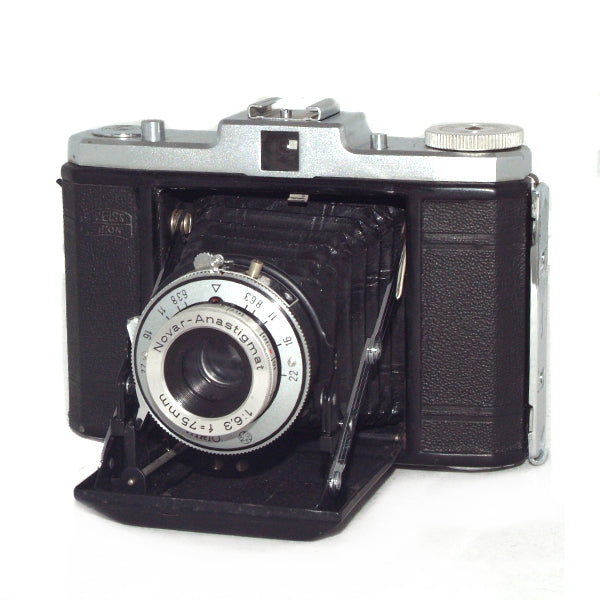 Zeiss Ikon Nettar Vintage Film Camera