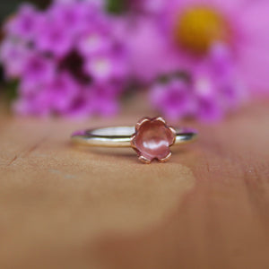 Forever flowering ring - Size O1/2