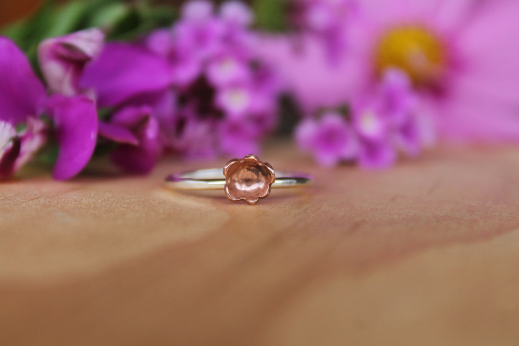Forever flowering ring - Size P