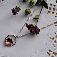 Load image into Gallery viewer, Forever flowering necklace #4 39cm chain