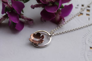 Forever flowering necklace #4 39cm chain
