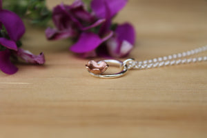 Forever flowering necklace #1 40cm chain