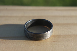 Dusty breeze ring - size Q