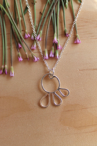 Ready to blossom necklace