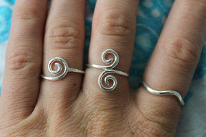 High tide ring