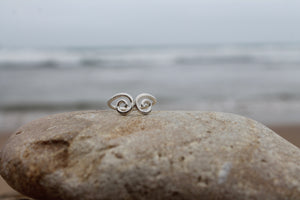Meeting waves ring