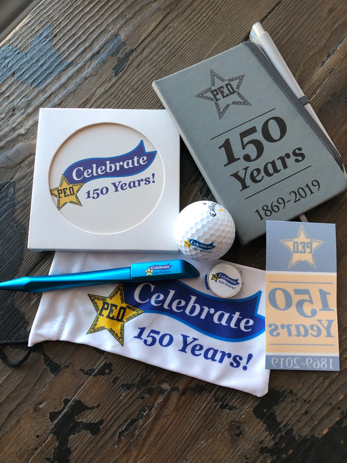 Celebrate All Year--P.E.O. 150 Years Young