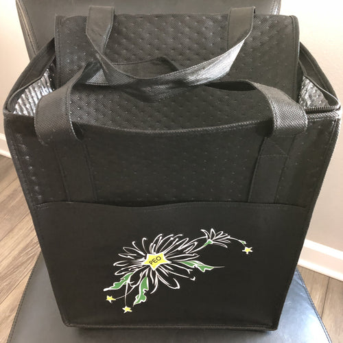 Daisy Insulated Grocery Tote