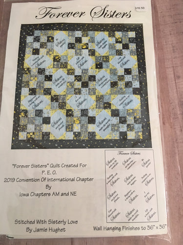 Forever Sisters or Virtuous Daisies Quilt Pattern