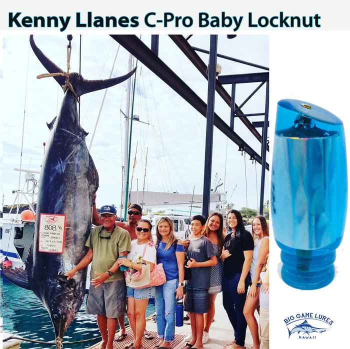 Kenny Llanes Lures - C-Pro  - 808 Baby Locknut - New