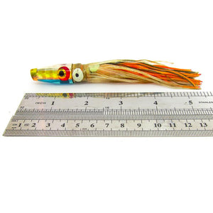 Vintage Yo-Zuri Lures Small Tuna Lure Plunger - Used