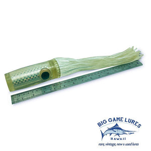 "Mold Craft Lures Magnum Wide Range Clear 18"" - Flaw - Trolling Big Game Marlin-New Lures-Big Game Lures Hawaii"