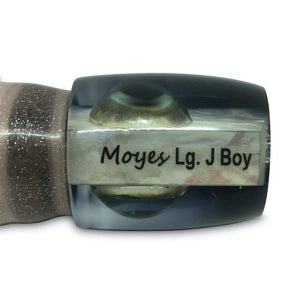 Moyes Lures - Skirted - Large J Boy - Flaw - New BEST PRICE!