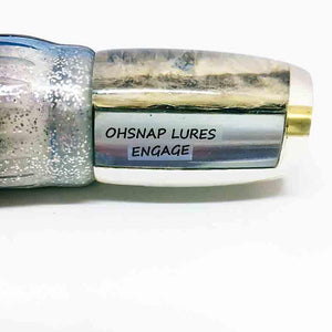 "Ohsnap Lures Engage - Rare Custom - Like New 10""-Used Lures-Big Game Lures Hawaii"