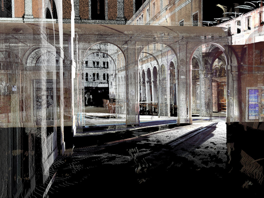 Venice's Invisible Cities IV
