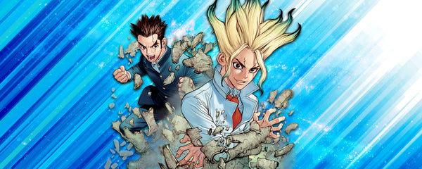 Free Chapters of Dr. Stone Manga Available from Viz!