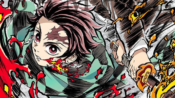 Demon Slayer: Mugen Train Movie Opens April 23 in North America!
