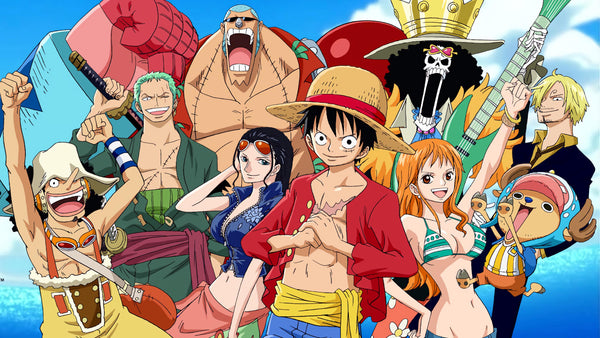One Piece Manga is a True Emperor of the Sea at 480 Million Copies