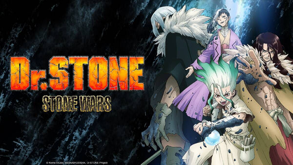 Dr. Stone's Stone Wars Are Coming to Toonami in May!