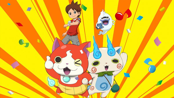 Yo-kai Watch Returns with New Anime Trailer