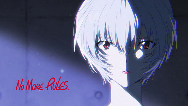 Rei Ayanami From Evangelion Stars in New Anime Commercial for Lip Gloss