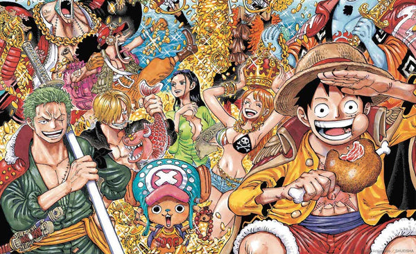 One Piece Global Character Popularity Poll Shares Mid-Term Results