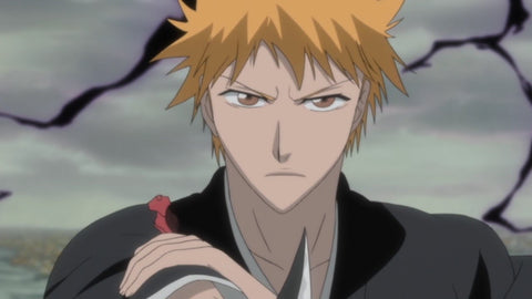 Ichigo as seen in the anime