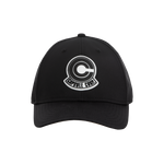 Dragon Ball Z Structured Black Hat