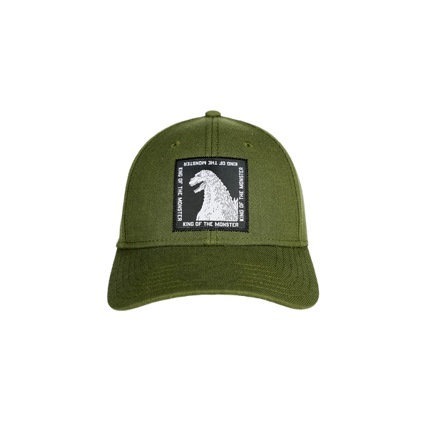Godzilla King of Monsters Green Hat