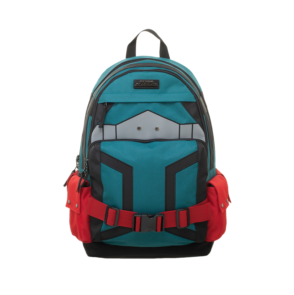 My Hero Academia Deku Suit Up Backpack