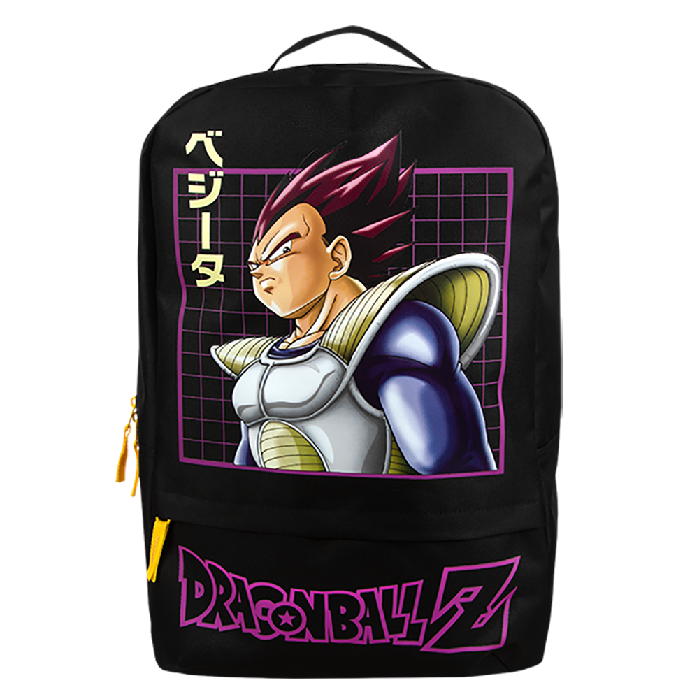Dragon Ball Z Vegeta Backpack
