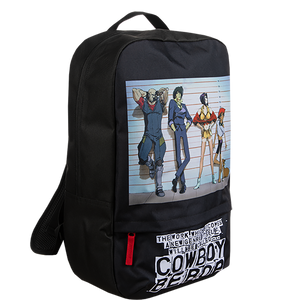 Cowboy Bebop Lineup Backpack