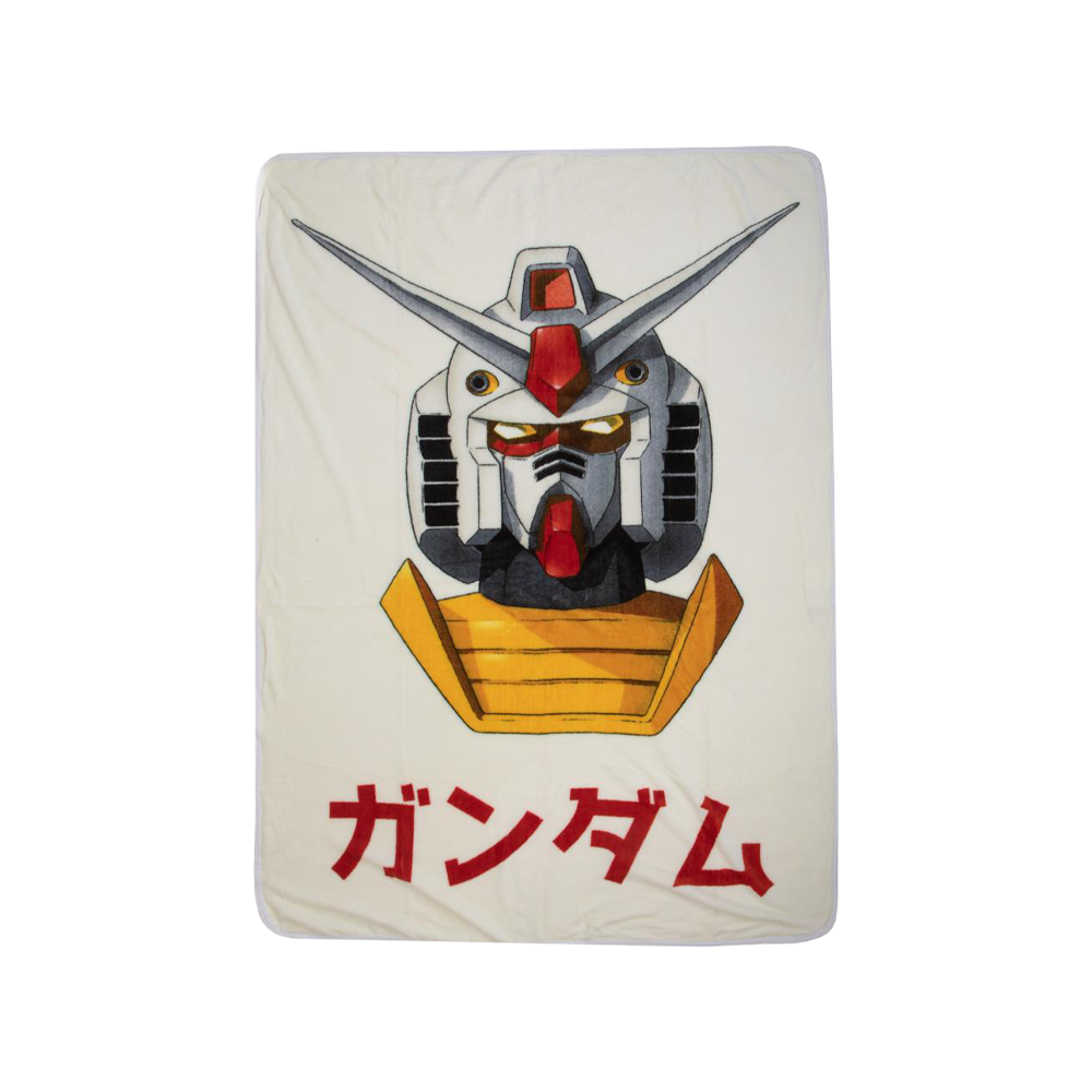 Gundam Digital Print Blanket