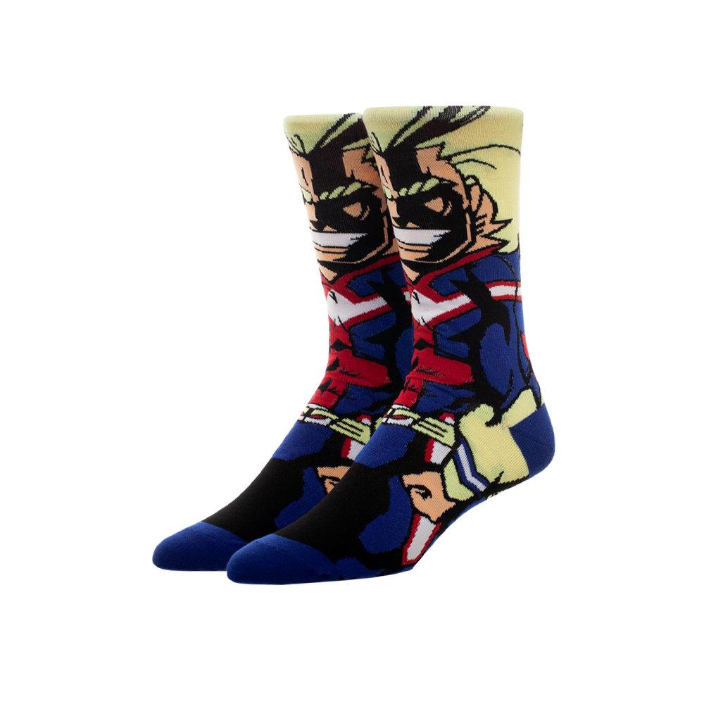 My Hero Academia All Might Character sock