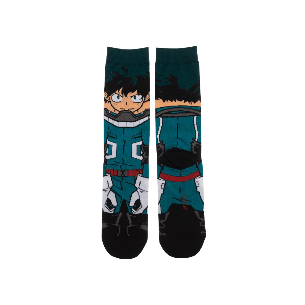 My Hero Academia Izuku Sock