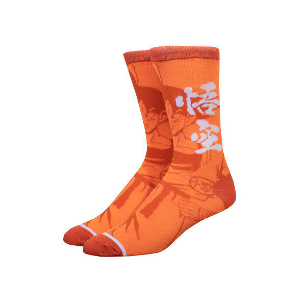 Dragon Ball Super Goku Socks