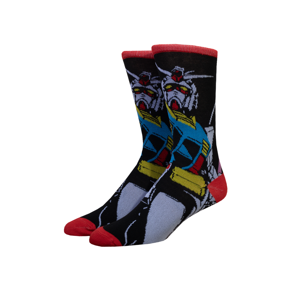 Gundam Mobile Suit Socks
