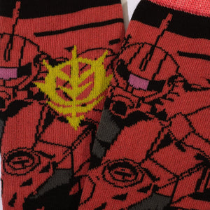 Gundam Red Comet Socks