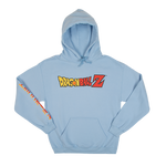 Dragon BALL Z Goku VS Frieza Blue Hoodie