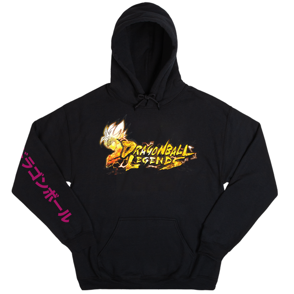 Dragon Ball Legends Black Hoodie