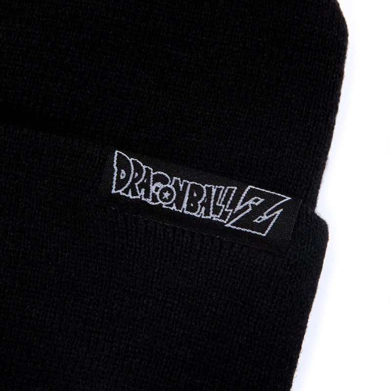 Dragon Ball Z Red Ribbon Army Black Beanie