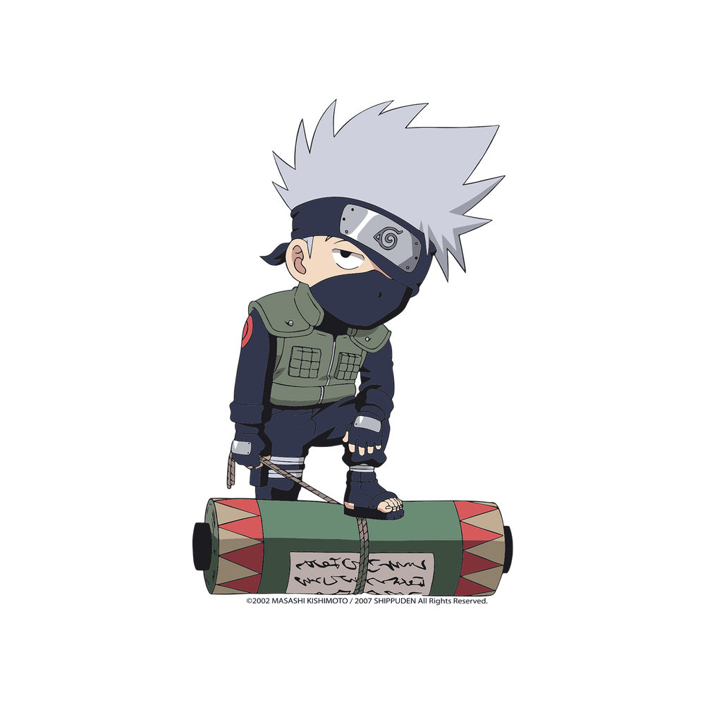 Naruto Kakashi Sticker