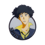 Cowboy Bebop Spike Lapel Pin